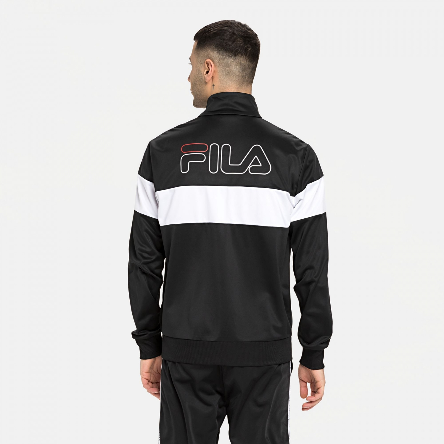Fila Jairus Taped Track Jacket Bild 2