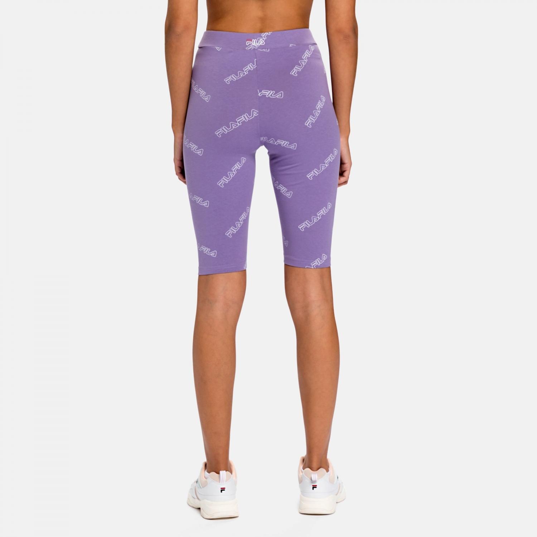Fila Janelle AOP Shorts Leggings purple-haze Bild 2
