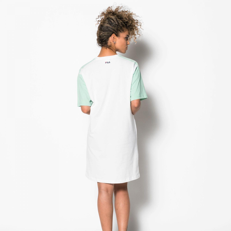 bade933a8a9 Fila - Jasmine Tee Dress - 00014201601667 - weiß