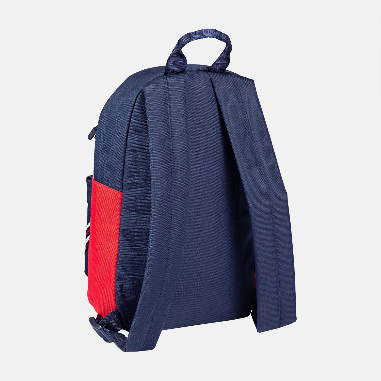 Fila Kids Backpack S´Cool Two Small Heritage Stripe black-iris-red-white Bild 2