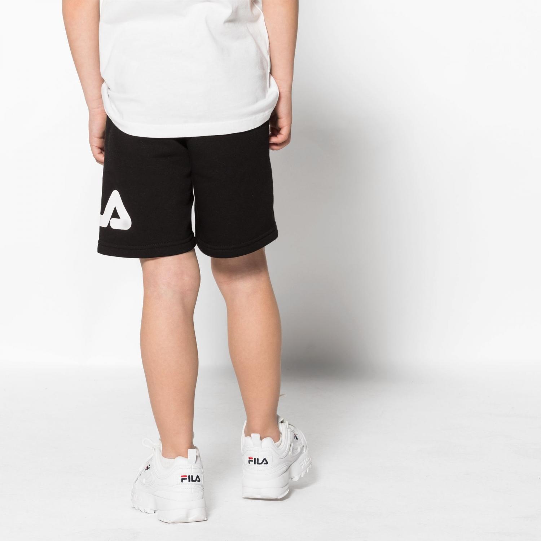 Fila Kids Classic Basic Shorts black Bild 2