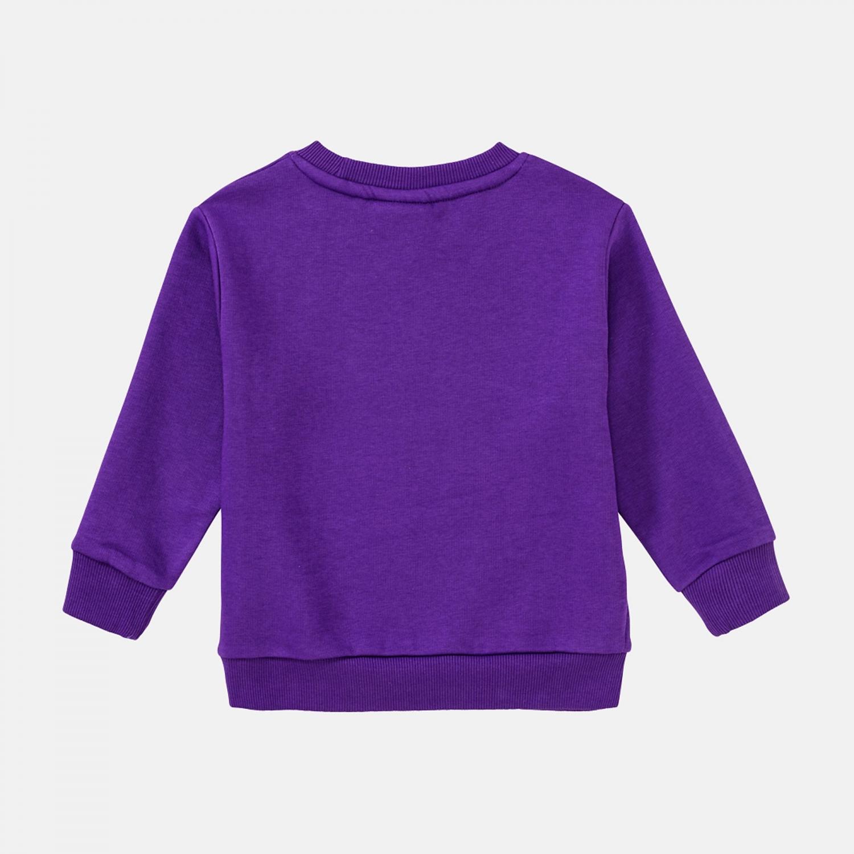 Fila Kids Classic Logo Crew Sweat tillandsia-purple Bild 2