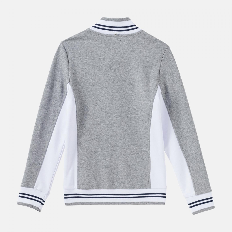 Fila Kids Jacket Oscar grey Bild 2