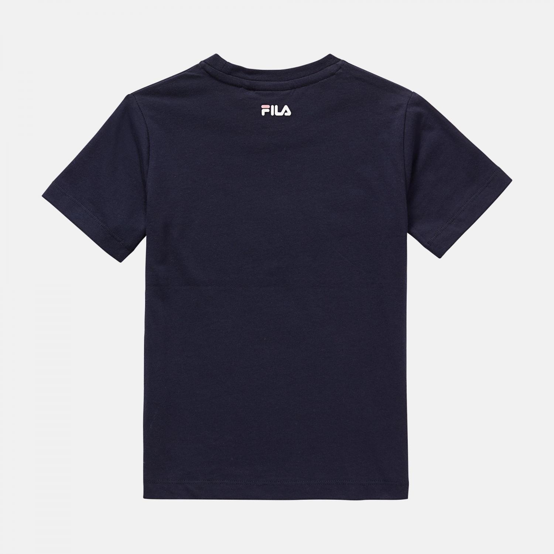Fila Kids Lea Classic Logo Tee black-iris Bild 2