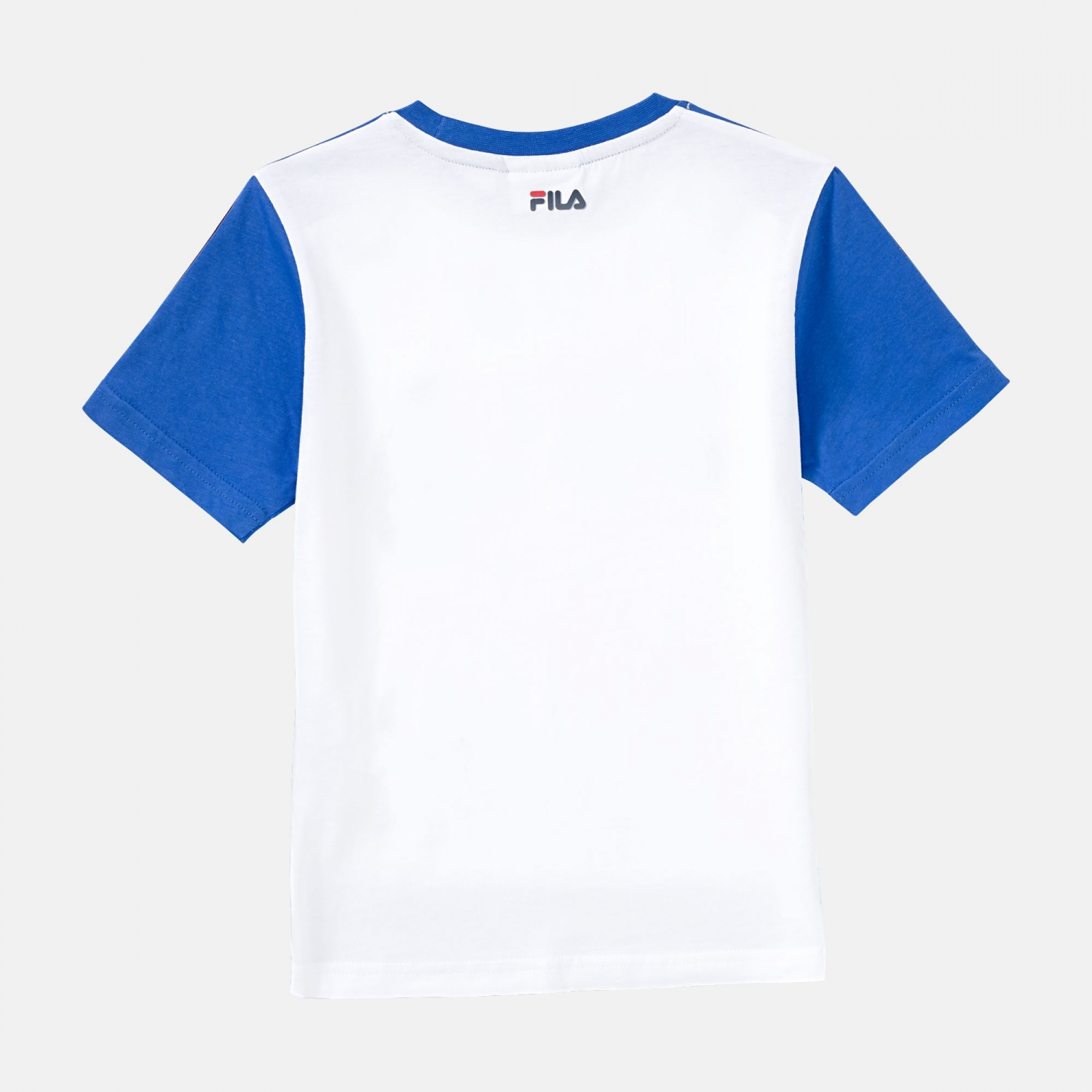 Fila Kids Luigi Taped Logo Tee Bild 2