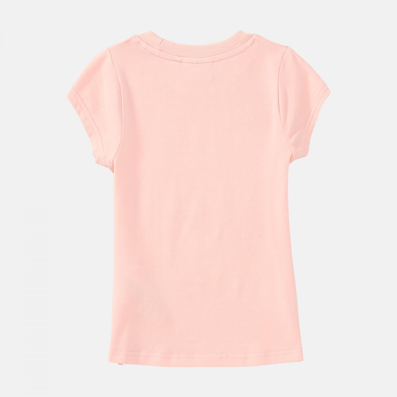 Fila Kids Tio Tee Dress rose Bild 2
