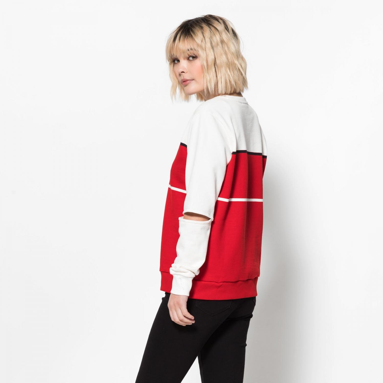 Fila Milan Fashion Week Sweatshirt Bild 2