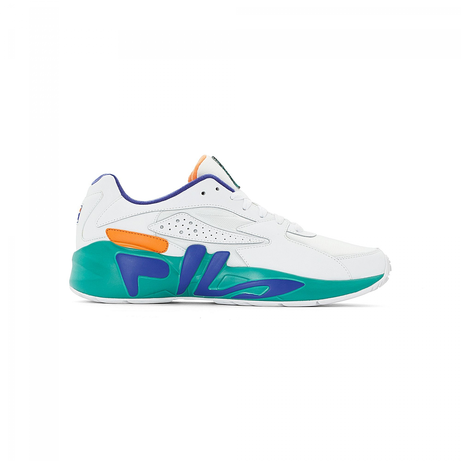 88437948105e Fila - Mindblower Men white-blue-green - 00014201672...