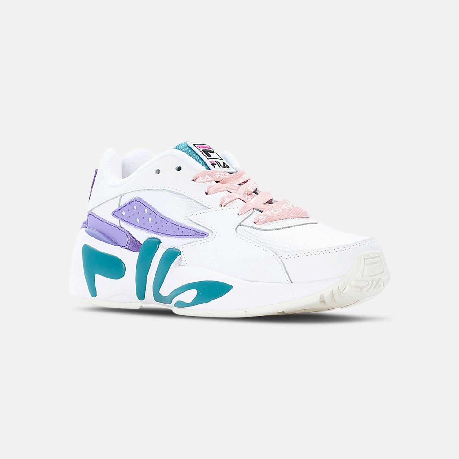 Fila Mindblower Wmn white-carribbean Bild 2