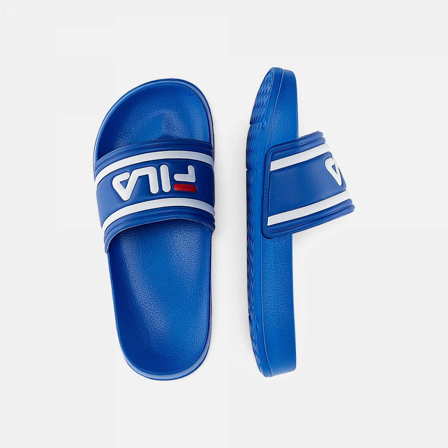 Fila Morro Bay Slipper JR olympian-blue Bild 2