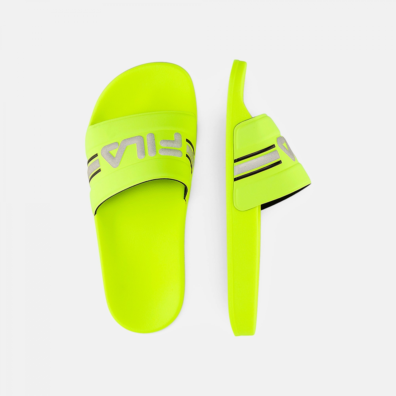 Fila Oceana Neon Slipper Wmn neon-lime Bild 2