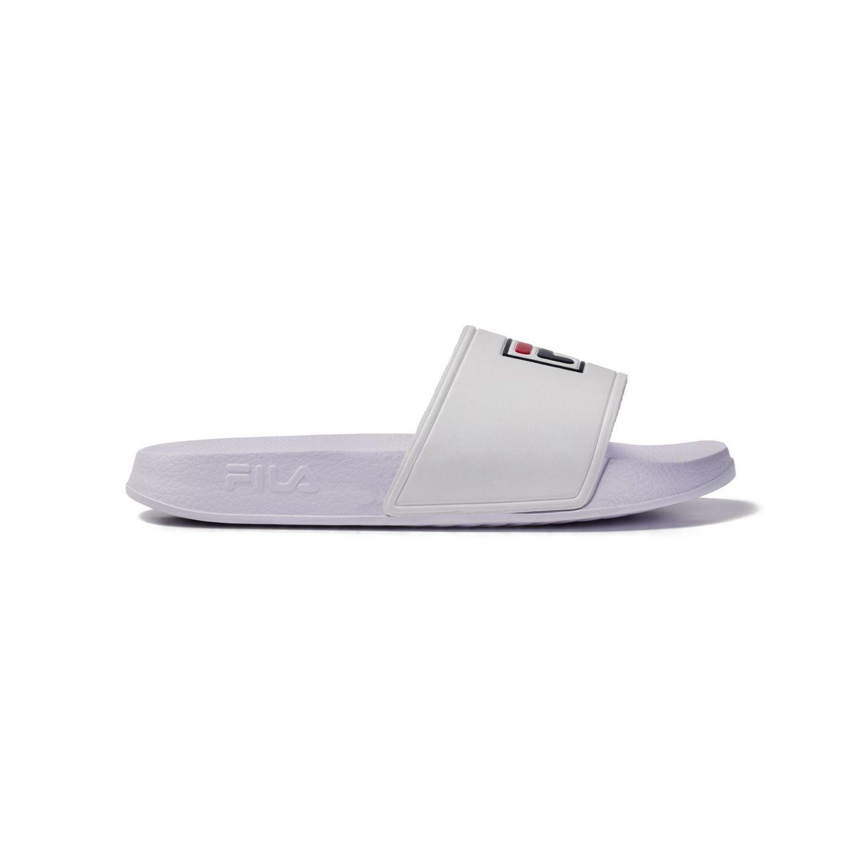 5b475e0f083 Fila - Palm Beach Slipper Men - 00014201599078 - white