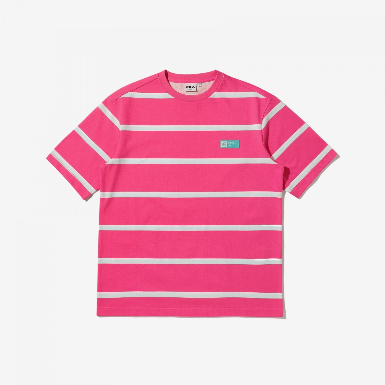 Fila Project 7 Multi Stripe RS reddish-pink Bild 2