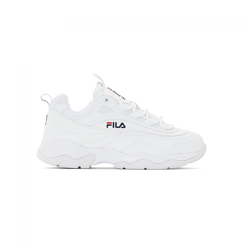 4f5cf472306 Fila - Ray Low Wmn white - 00014201669370 - white
