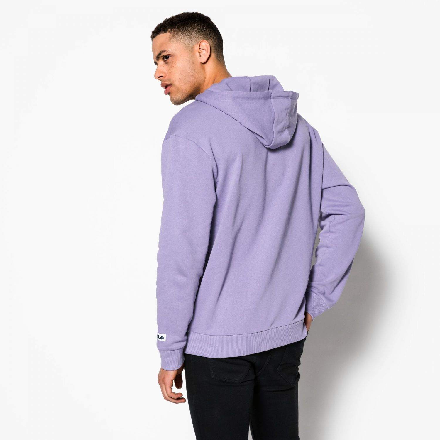 sweat fila violet