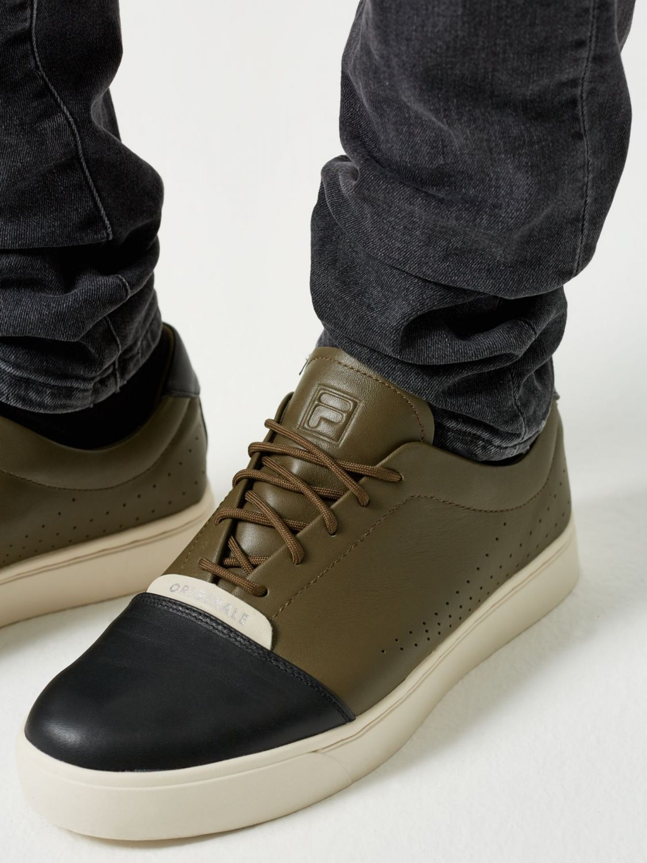fila fila sneaker low 00014201499586 khaki fila germany. Black Bedroom Furniture Sets. Home Design Ideas