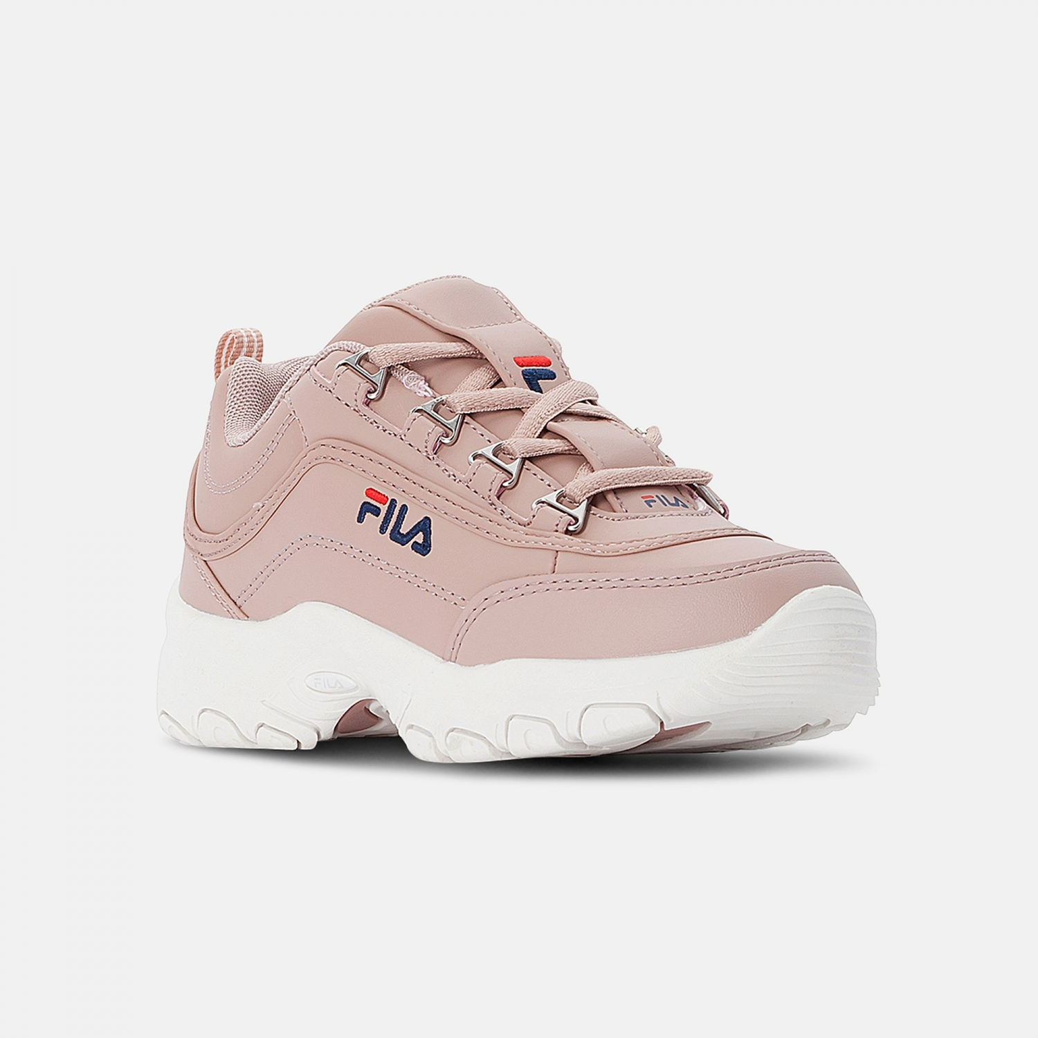 Fila Strada Low Kids rose-smoke Bild 2