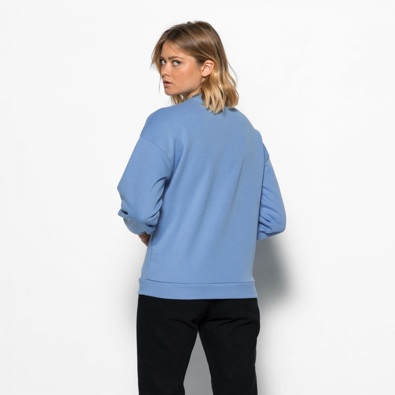 Fila Suzanna Crew Sweater vista-blue Bild 2