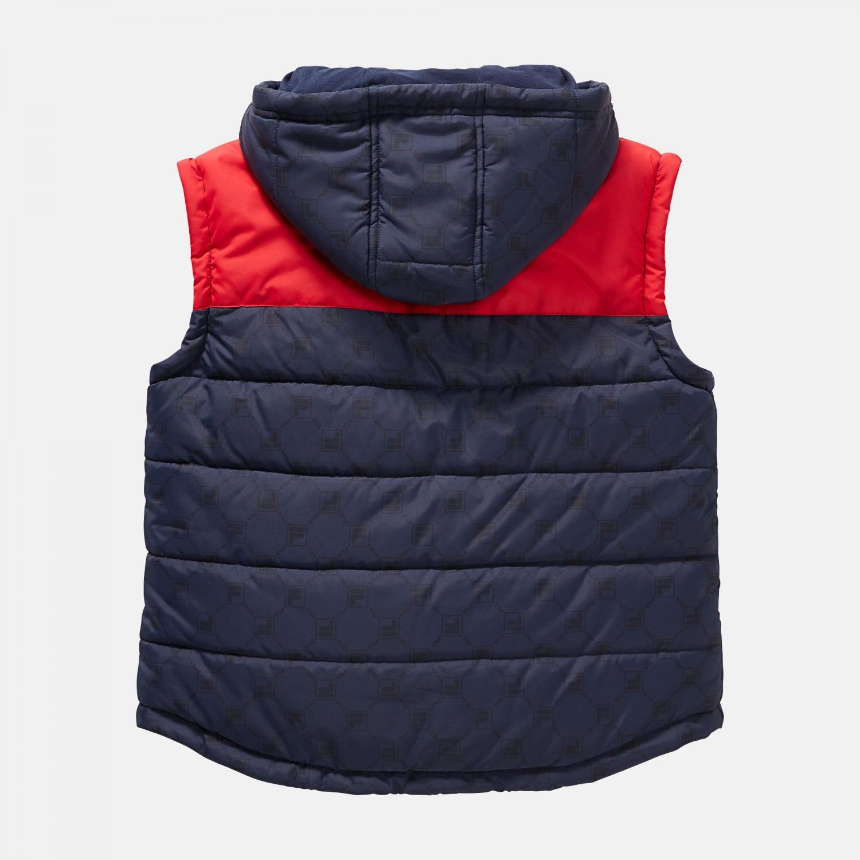 Fila Teens Vito Puffer Vest Bild 2