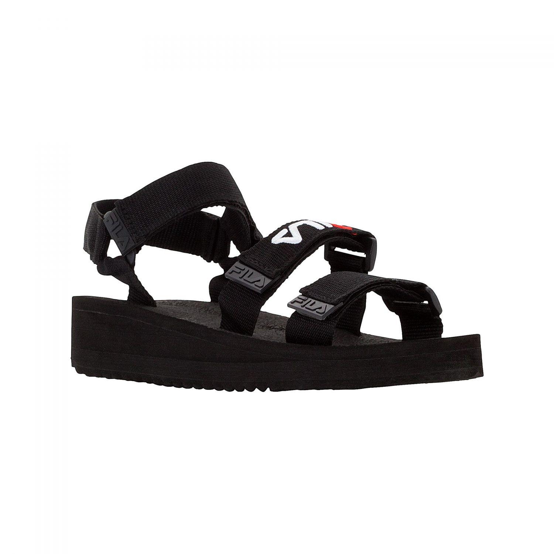 a7f6ae36af00 Fila - Tomaia Sandal - 00014201599811 - black