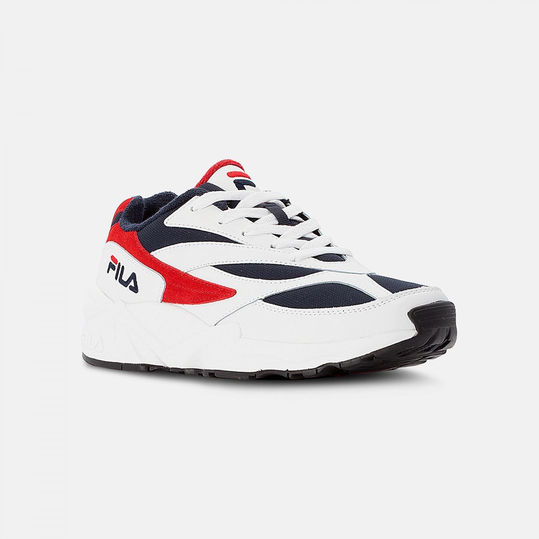 Fila V94M Low Men white-navy-red Bild 2