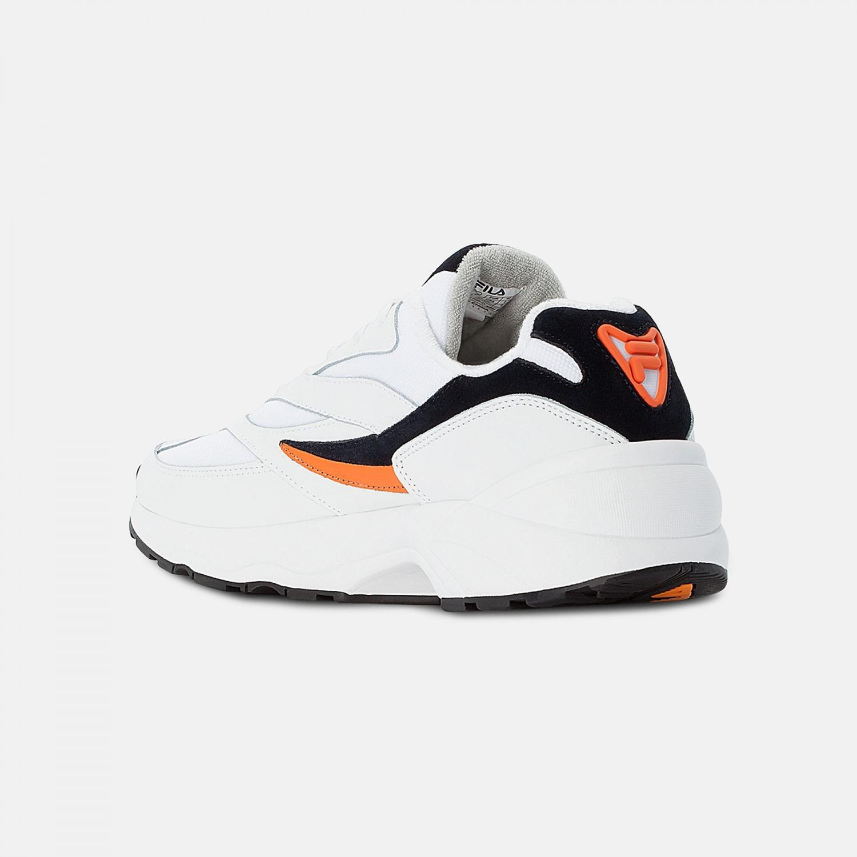 Fila  Fila V94M Low Wmn white-navy-orange Bild 2