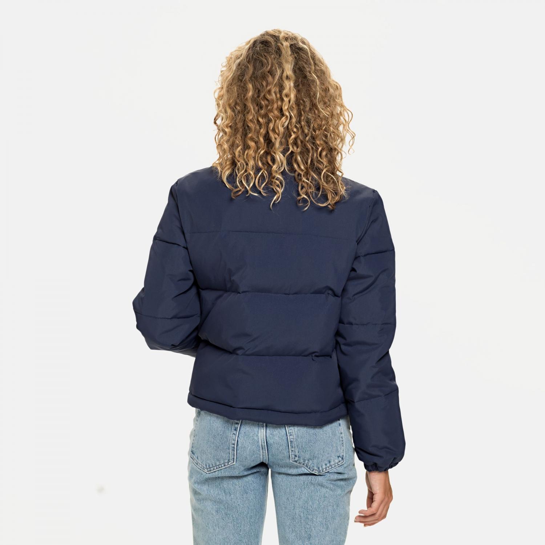 Fila Wmn Debra Short Glitter Puff Jacket Bild 2