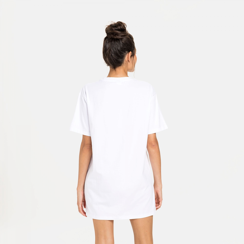 Fila Wmn Elle Tee Dress white Bild 2