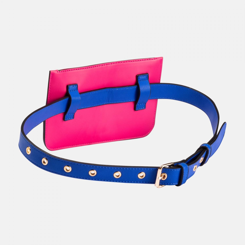 Fila Women Belt Bag royal-blue-beetroot-purple Bild 2