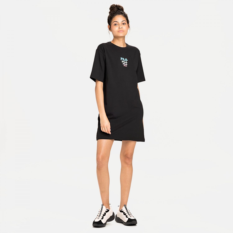 Fila Ada Tee Dress black Bild 3