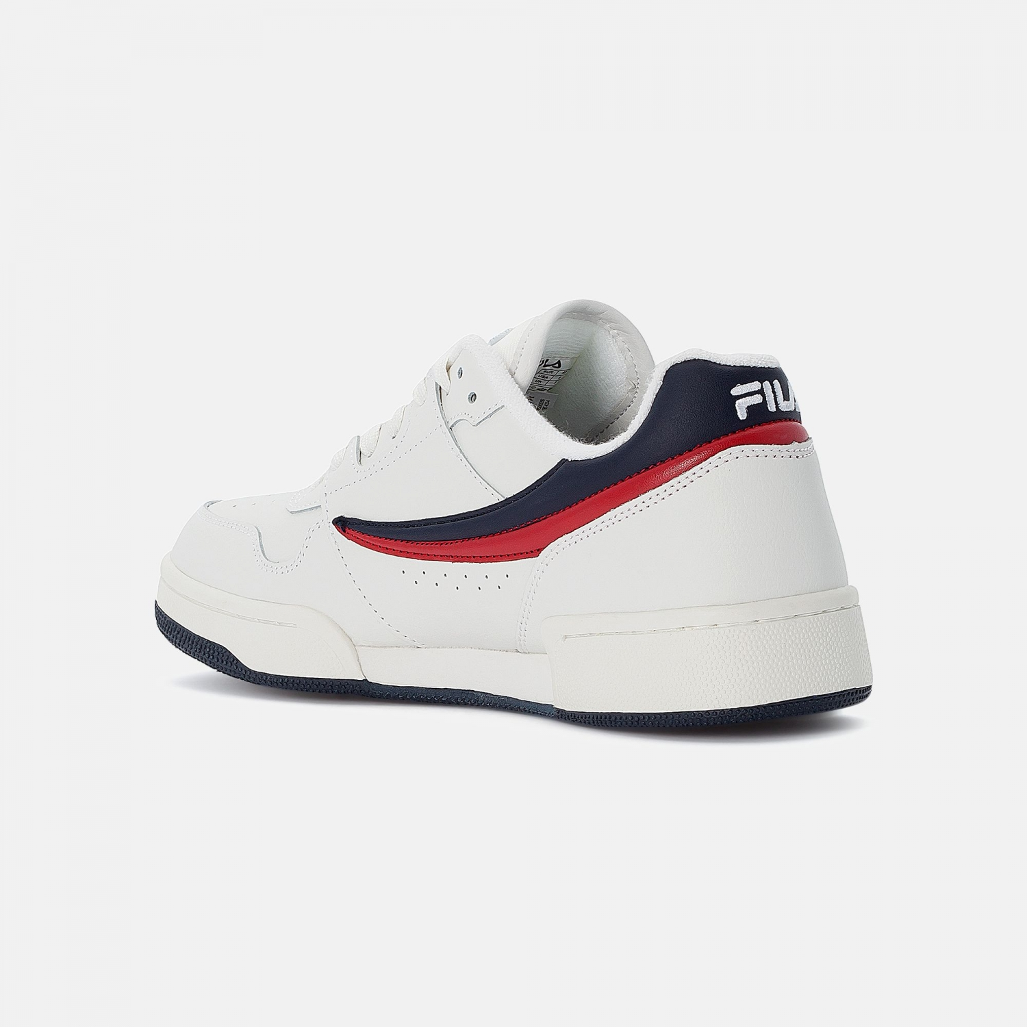 Fila Arcade Low Men white-navy-red Bild 3