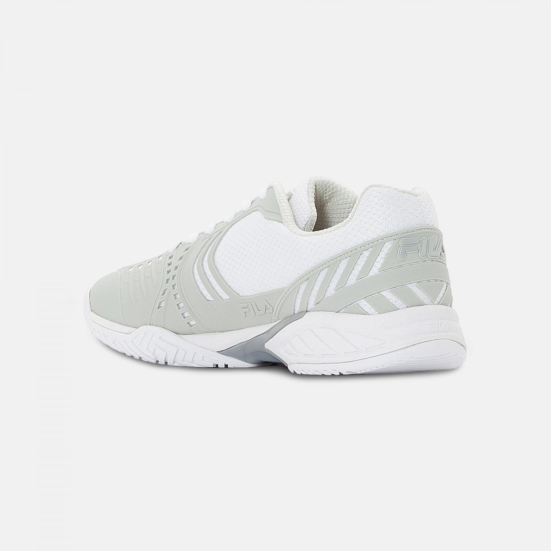 Fila Axilus 2 Energized Tennis Shoe Men white-silver Bild 3