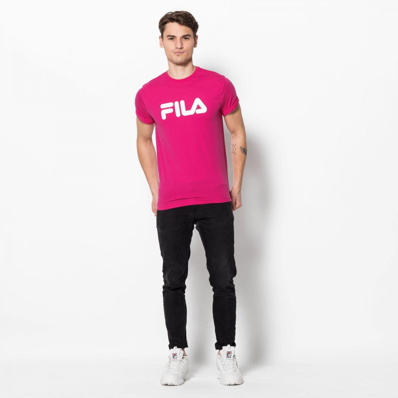 Fila Classic Pure Tee pink-yarrow Bild 3