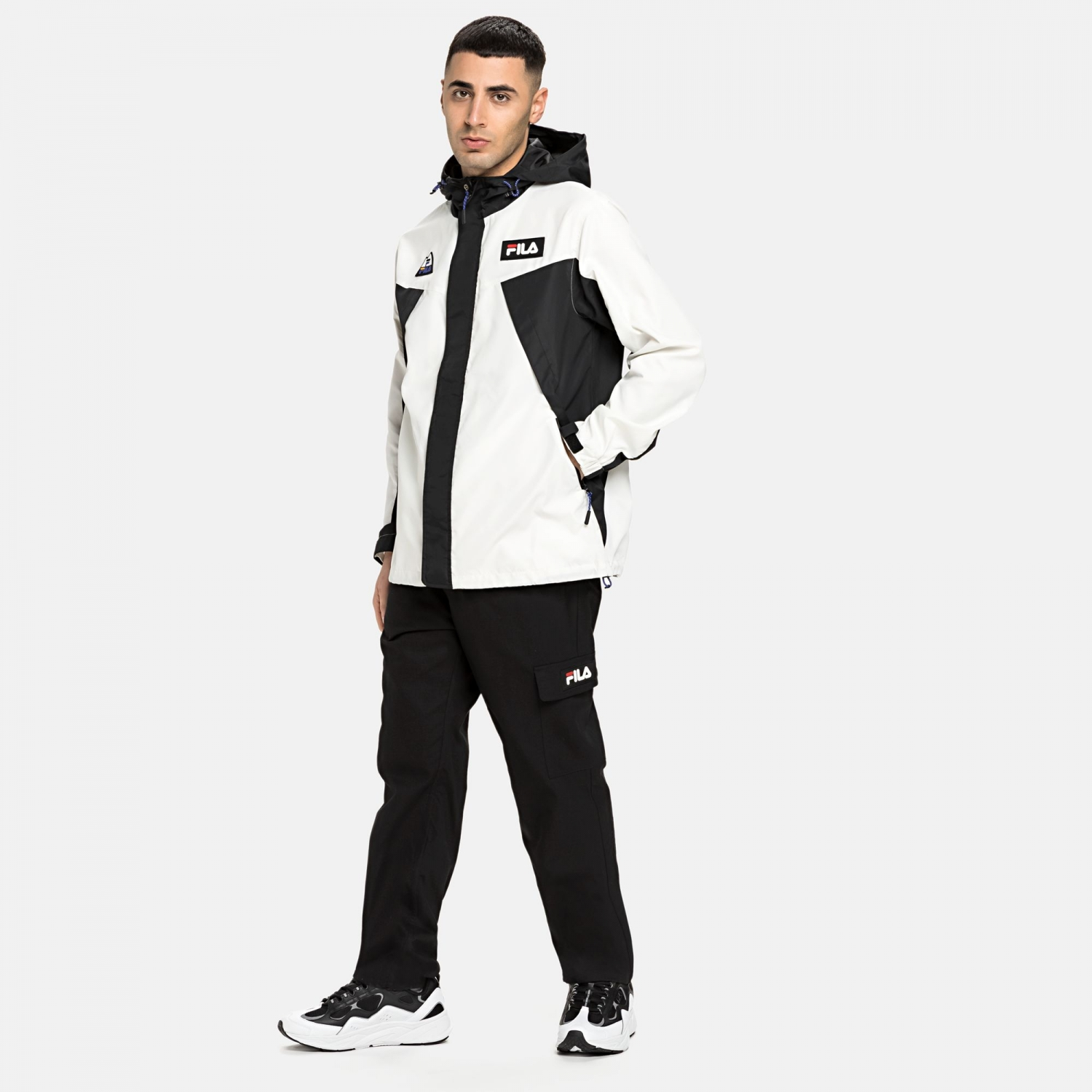 Fila Cleave Shell Jacket Bild 3