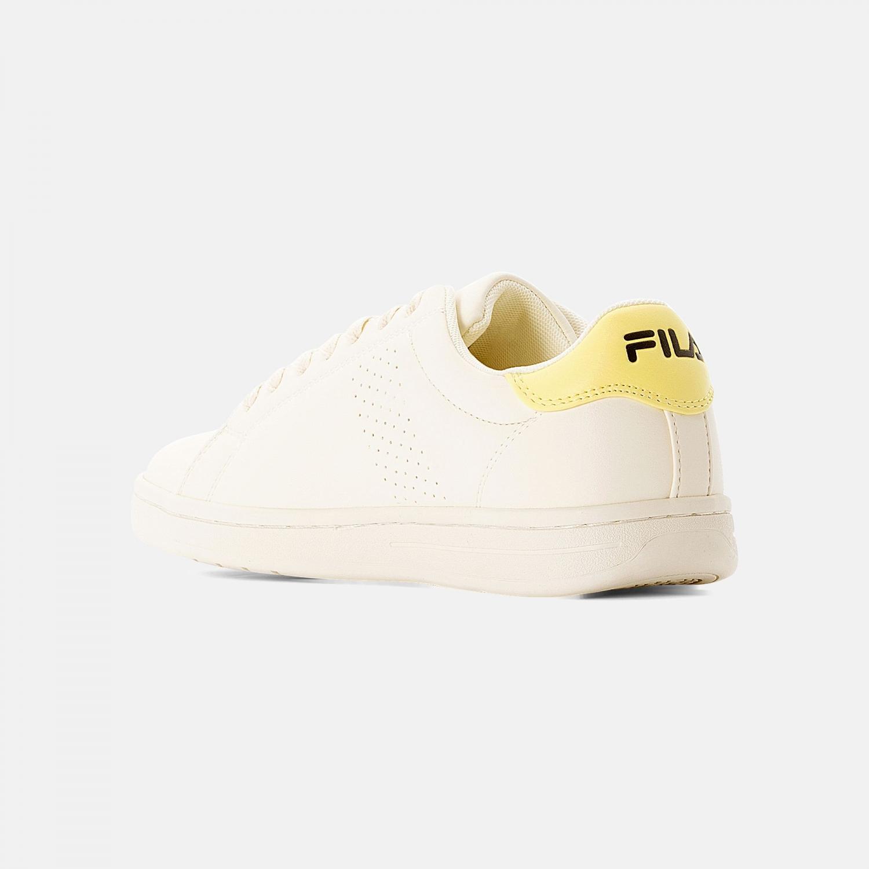 Fila Crosscourt 2 QQ Wmn white-yellow Bild 3