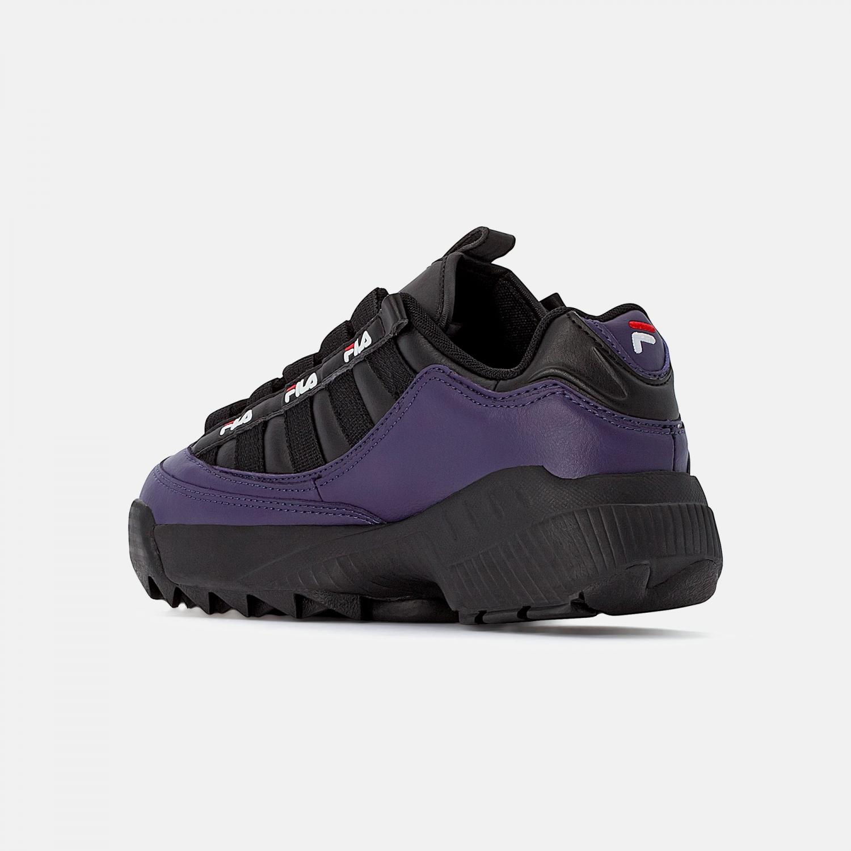 Fila D-Formation Wmn purple-black Bild 3