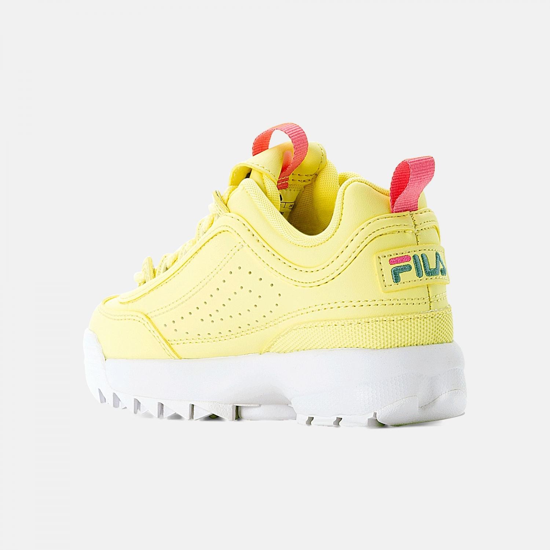 Fila Disruptor Kids QQ Wmn wax-yellow Bild 3