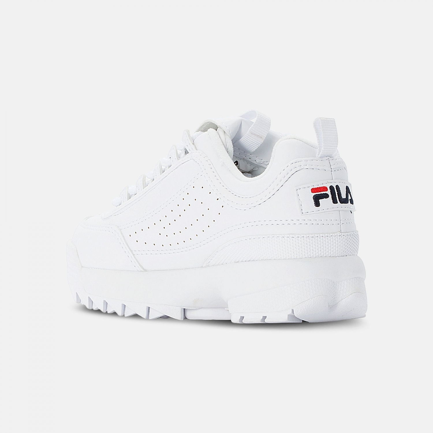 Fila Disruptor Kids white Bild 3