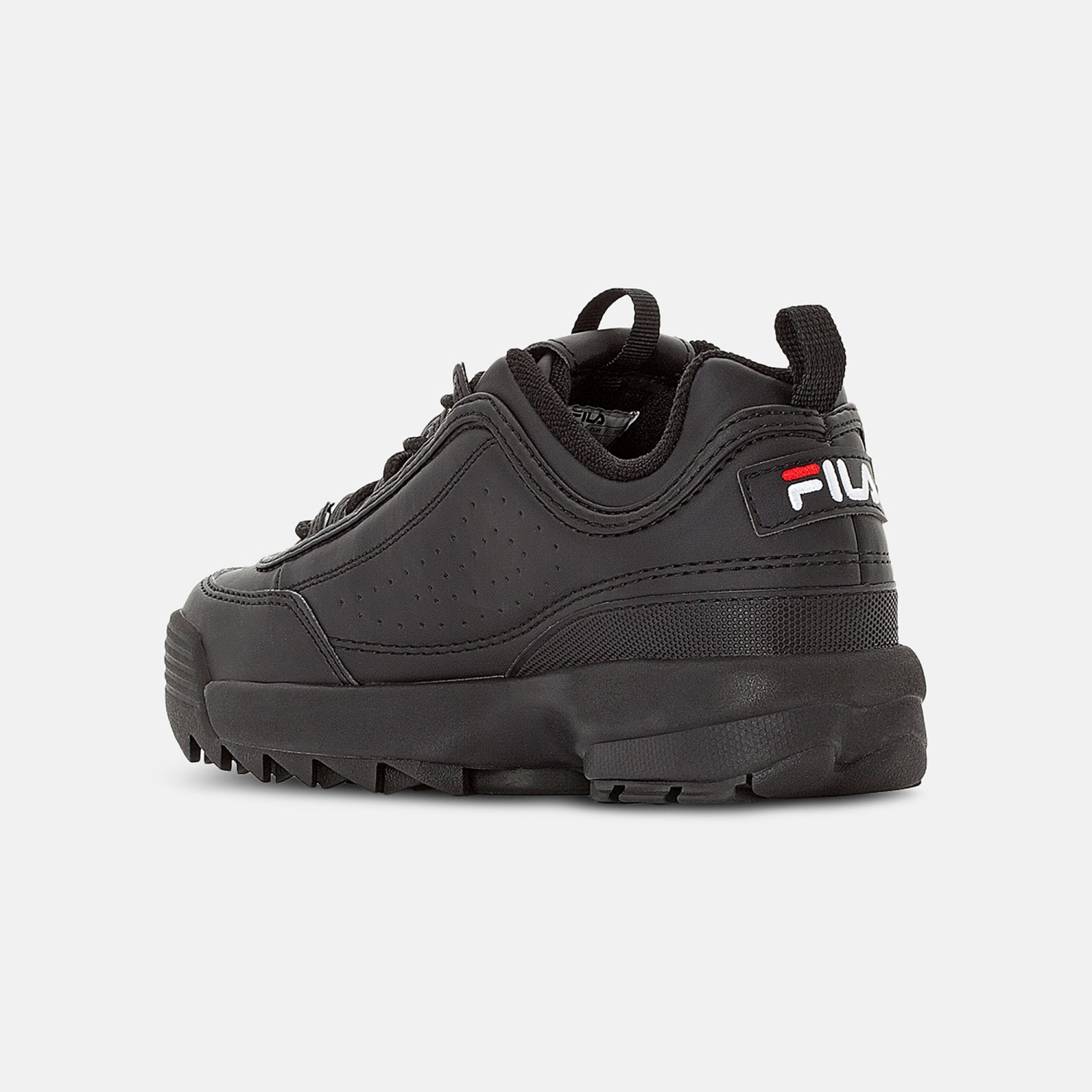 Fila Disruptor Low Wmn all black Bild 3