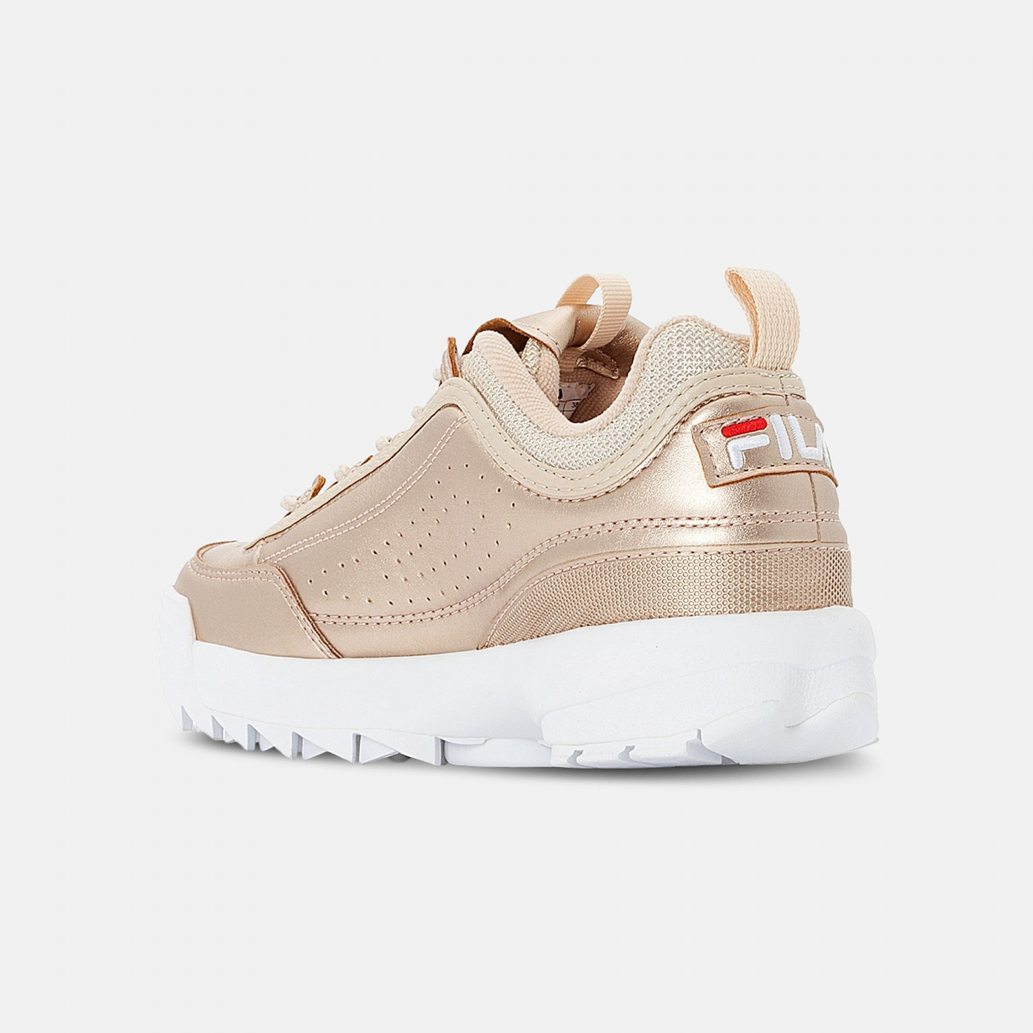 Fila Disruptor M Low Wmn gold Bild 3