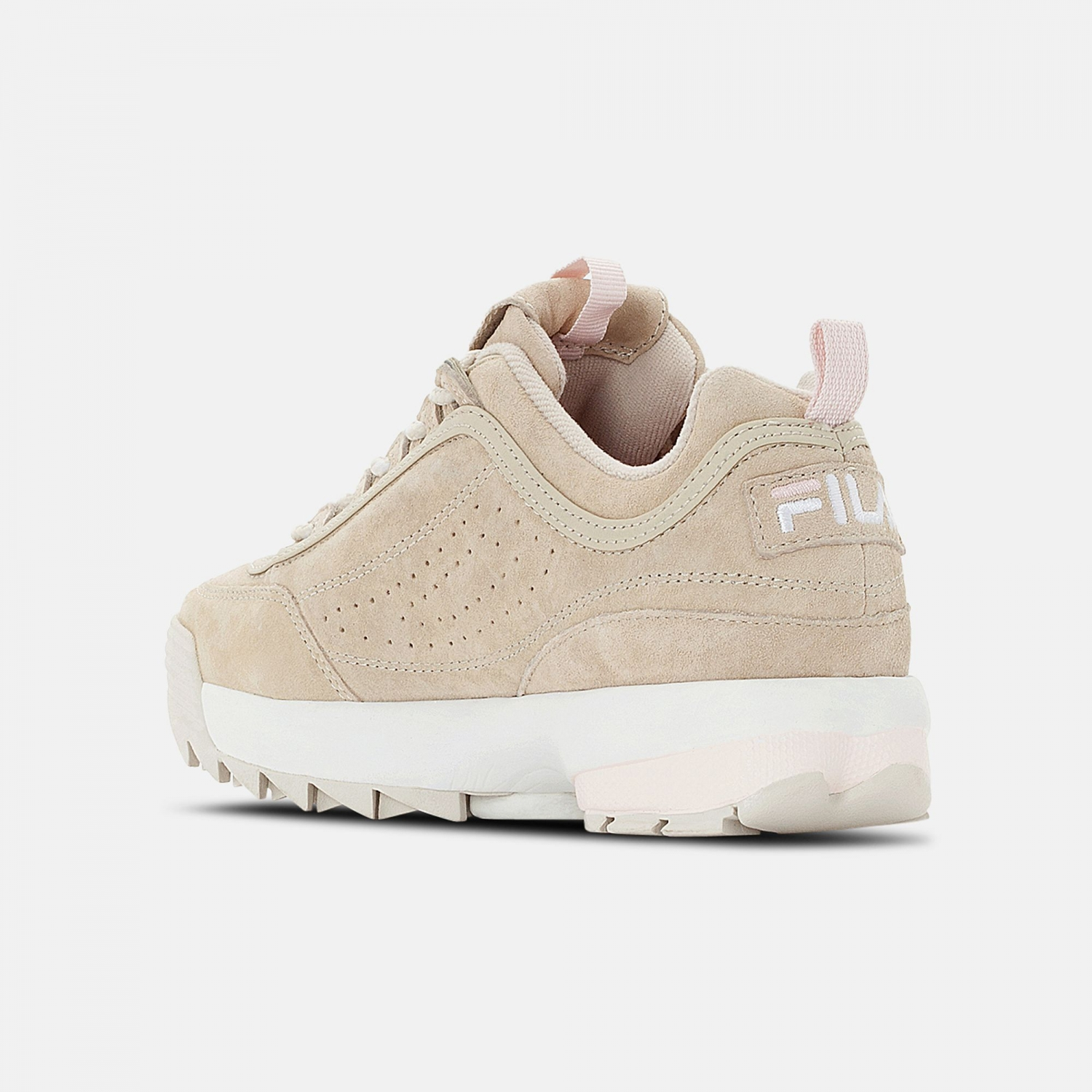 Fila Disruptor S Low Wmn feather gray Bild 3