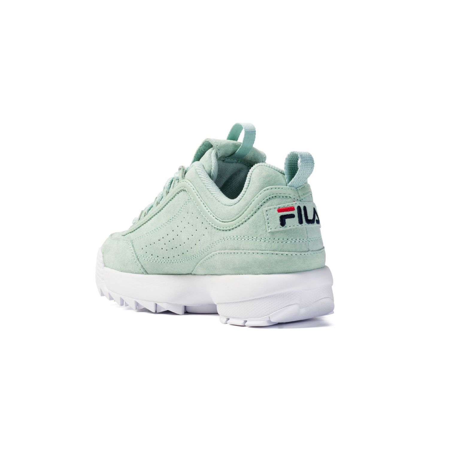 7afc8b143301f Fila - Disruptor S Low Wmn pastel turquoise - 000142...