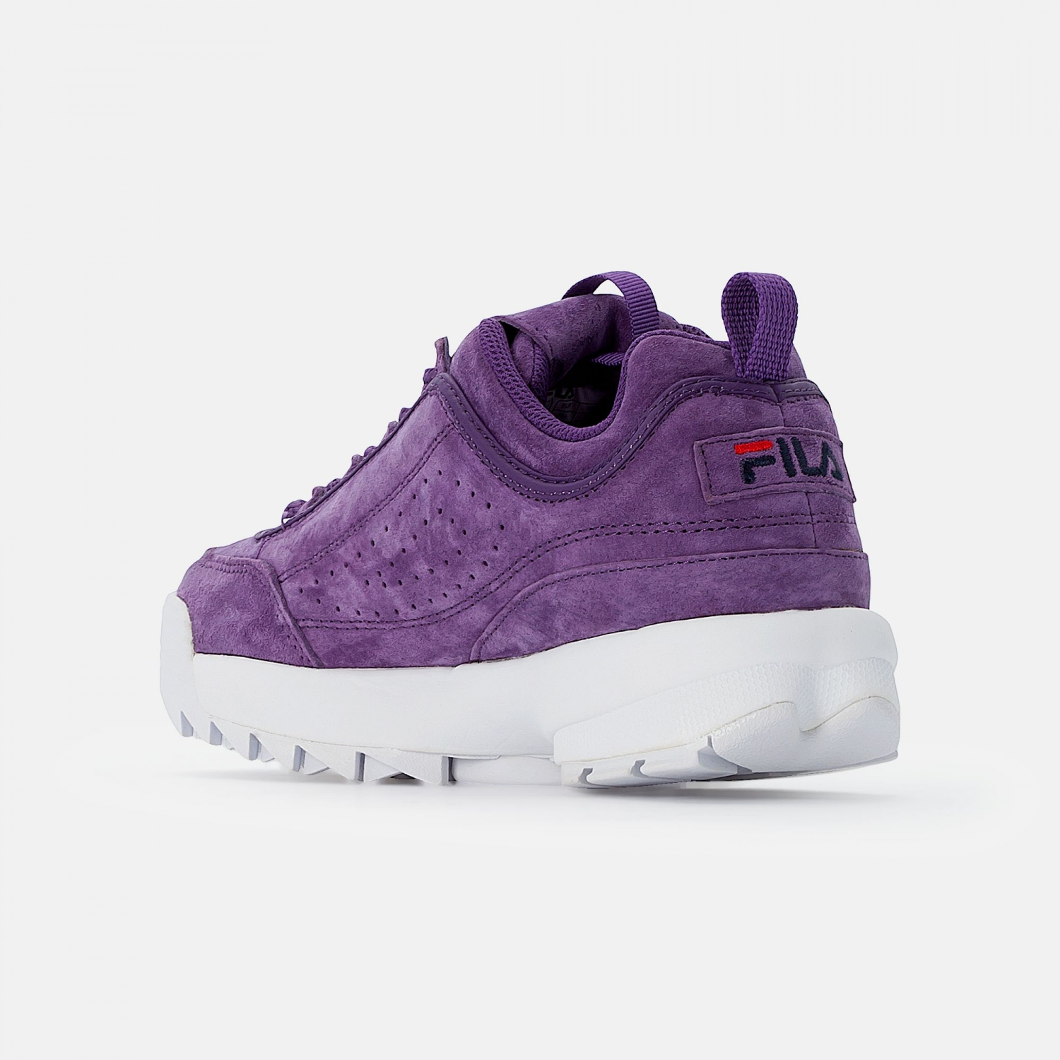 Fila Disruptor S Low Wmn tillandsia-purple Bild 3
