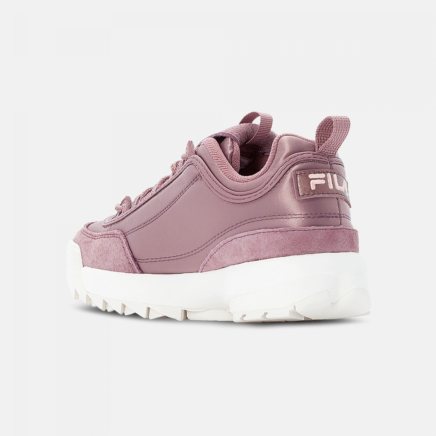 Fila Disruptor Satin Low Wmn ash-rose Bild 3