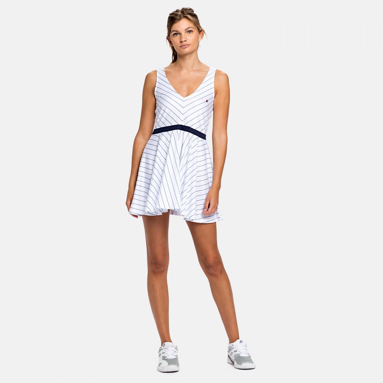 Fila Dress Lottie white Bild 3