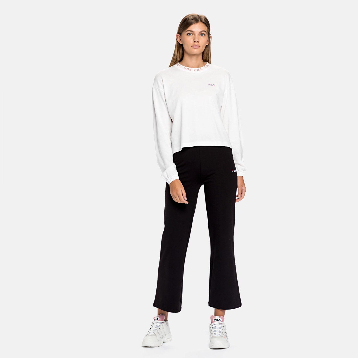 Fila Earleen Cropped Pants Bild 3
