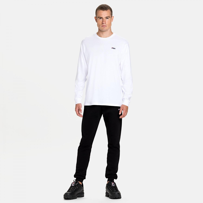 Fila Eitan Long Sleeve Shirt white Bild 3