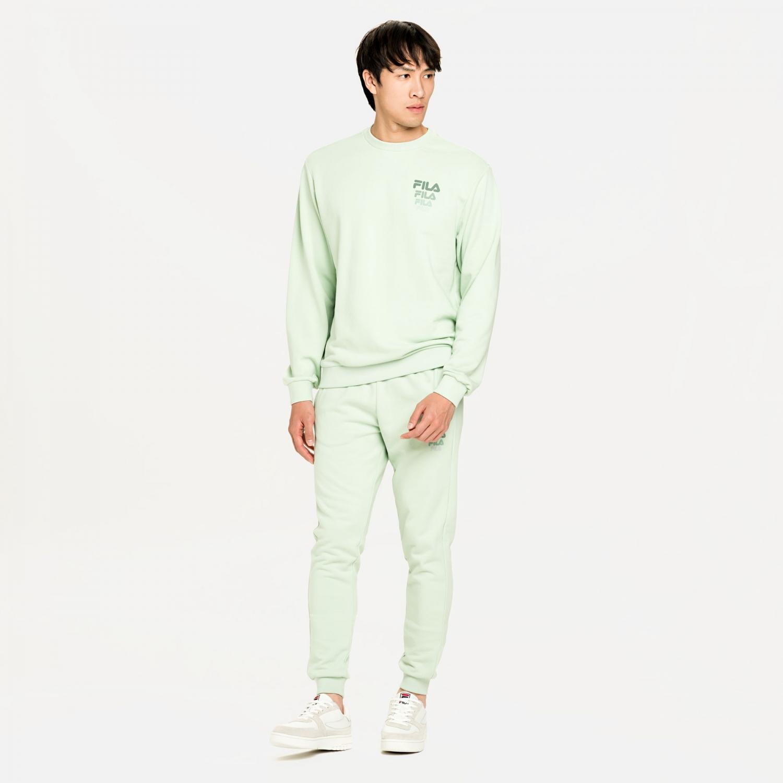 Fila Gavin Sweat Pants slit-green Bild 3