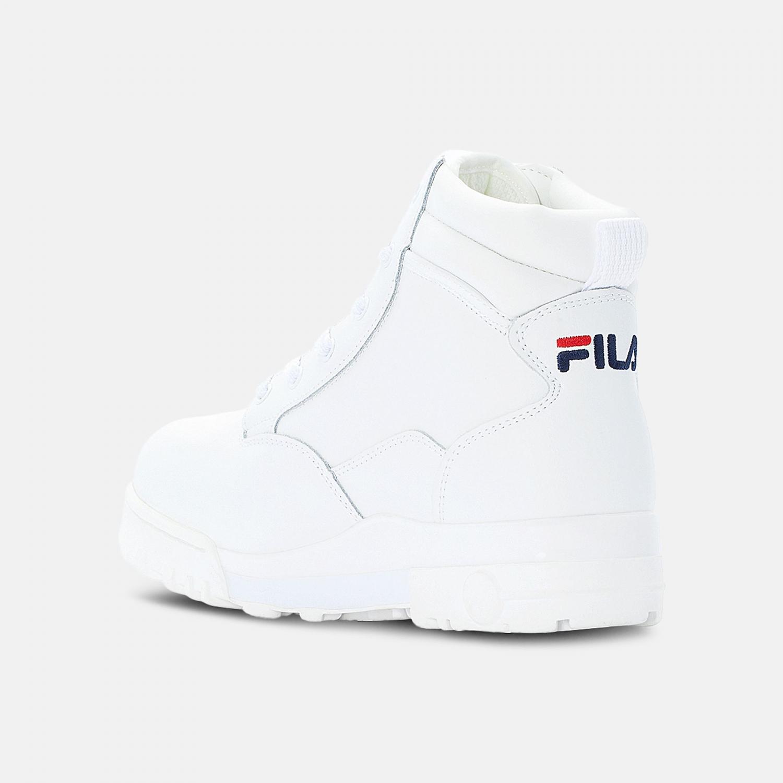 Fila Grunge L Mid Wmn white Bild 3