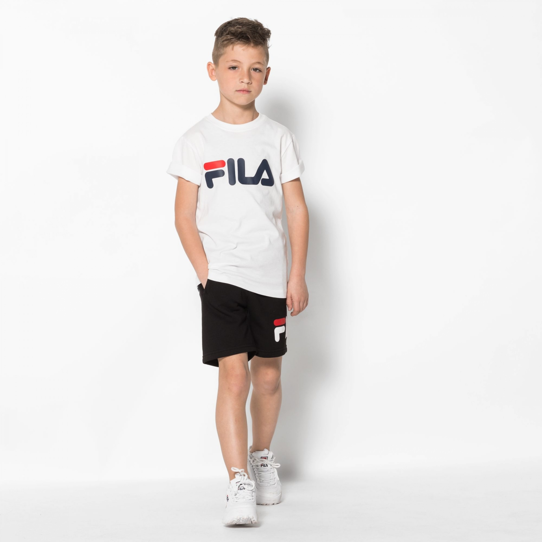 Fila Kids Classic Basic Shorts black Bild 3